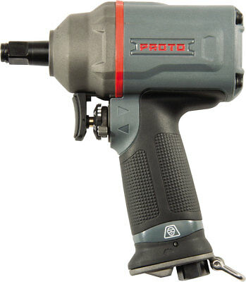 "Proto Tool 1/2"" Compact Air Impact Wrench 590 ft/lbs - Tether Ready J150WP-C New"