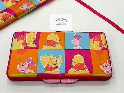 Pooh & Friends (square) Baby Wipes Case - Perfect Gift For Baby Shower