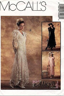 McCall's Misses' Dress by Alicyn Pattern 7426 Size 18 UNCUT