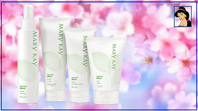 Mary Kay Botanical Effects Set Tónico Mascarilla Hidratante Limpiadora con FPS30