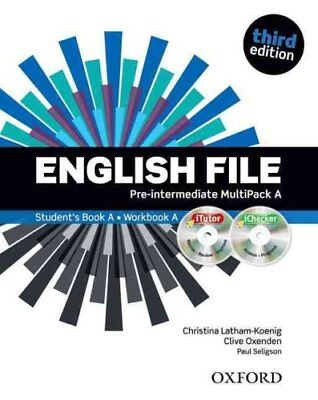 English File Third Edition: Pre-Intermediate: Multipack A with iTutor and...