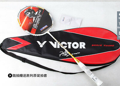 Victor BRS-LYD  brave sword LYD high-end badminton rackets free ship