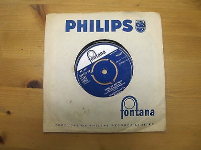 """PHILIPS TF267117 7"""" UK 45rpm CHAQUITO + HIS ORCHESTRA """"SONGS OF ORPHEUS"""" EX!"""