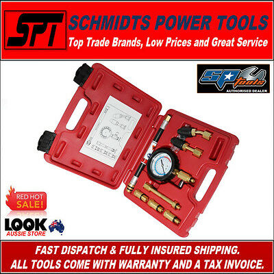 Sp Tools Sp66035 Mechanics Universal Petrol Engine Compression Test Kit W/ Case