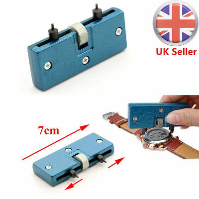 Top Quality Watch Back Case Opener Screw Wrench Repair Tool Kit Cover Remover