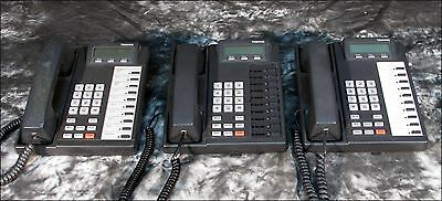 Lot Of 3 Toshiba Dkt2010-Sd Business Telephones