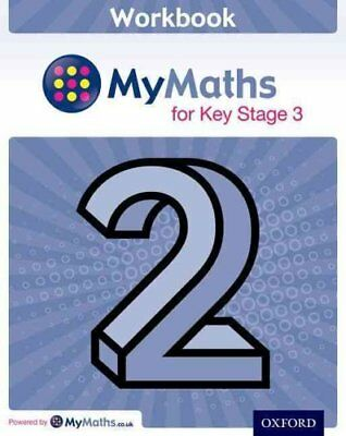 MyMaths: for Key Stage 3: Workbook 2 (Pack of 15) by Ray Allan, Martin...