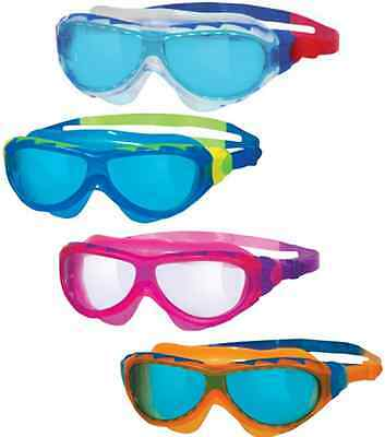 105708 SPORTS DEAL Zoggs NEW Phantom Junior Swimming Mask Goggles Age 6-14