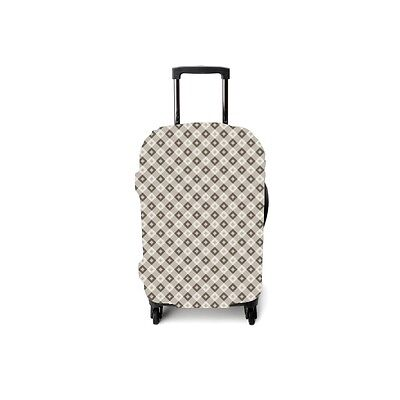 Suitcase case Majestic Squares brand Luggitas best protection for baggage