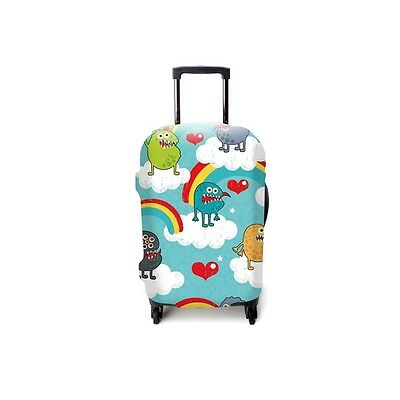 Suitcase case Cloud Paradise brand Luggitas best protection for baggage