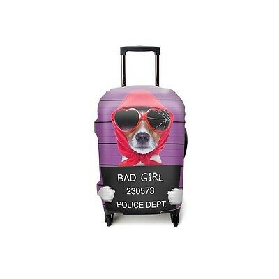 Suitcase case Animal Rebellion brand Luggitas best protection for baggage