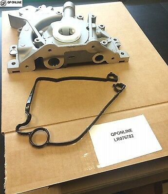 2.7Tdv6 Oil Pump And Seal For The Discovery 3 And Sport Code 276Dt New Lr076782