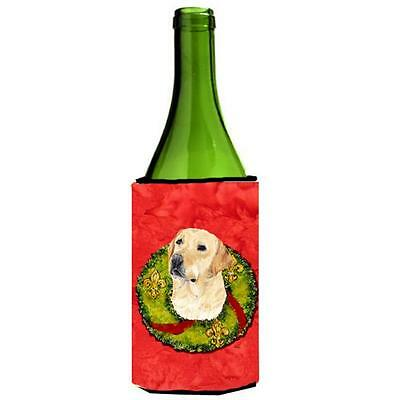 Carolines Treasures SC9091LITERK Labrador Wine bottle sleeve Hugger