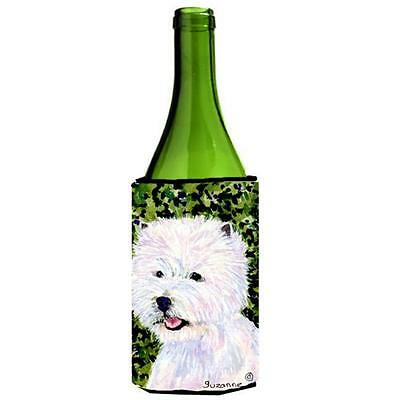 Carolines Treasures SS8818LITERK Westie Wine bottle sleeve Hugger 24 Oz.