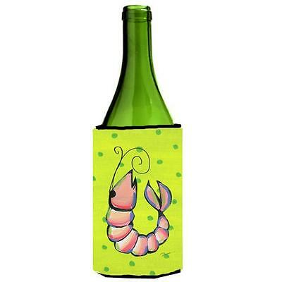 Carolines Treasures LD6119LITERK Shrimp Wine bottle sleeve Hugger