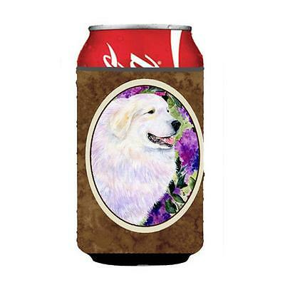 Carolines Treasures SS8474CC Great Pyrenees Can Or bottle sleeve Hugger 12 oz.