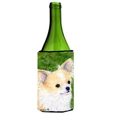 Carolines Treasures SS8788LITERK Chihuahua Wine bottle sleeve Hugger 24 Oz.
