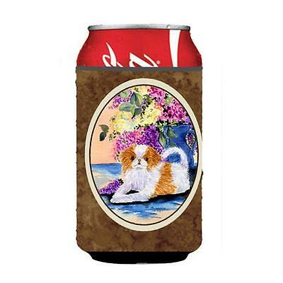 Carolines Treasures SS8300CC Japanese Chin Can Or bottle sleeve Hugger 12 oz.