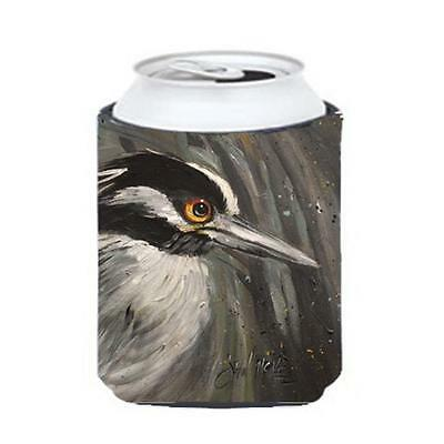 Carolines Treasures JMK1219CC Night Heron Can & Bottle Hugger