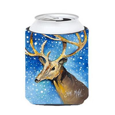 Carolines Treasures JMK1206CC Reindeer Can & Bottle Hugger