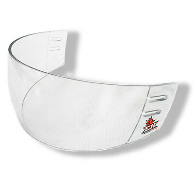 Enforcer Hockey V30 Straight Cut Ice & Ball Hockey Visor - Free Shipping!!!
