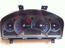 Holden Commodore VY instrument cluster odometer program, odo set, correction