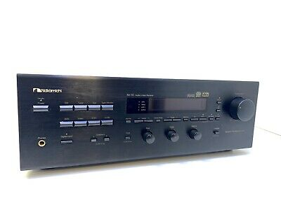 NAKAMICHI AV-10 Audio Video 5.1 MONSTER Receiver 750 Watts with Remote Like New