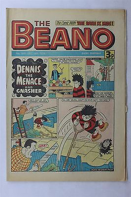 The Beano #1691 December 14th 1974 FN Vintage Comic Bronze Age Dennis The Menace