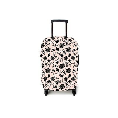 Suitcase case Pleasing Garden Luggitas best protection for baggage
