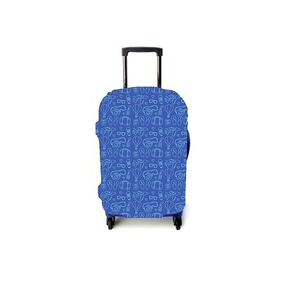 Suitcase case Unusual Routine Luggitas best protection for baggage