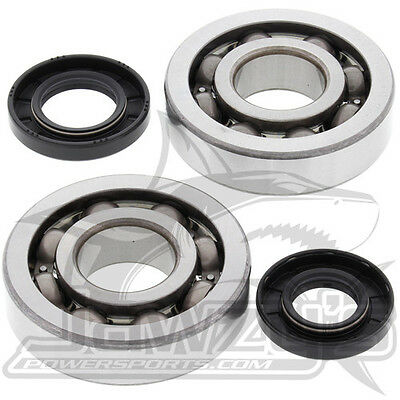 All Balls Crank Bearings/Seals Kit Kawasaki KX250 2002-2007