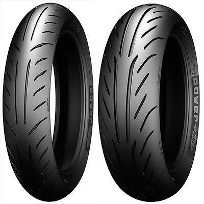 Gomme Pneumatici Power Pure Sc 130/70 R12 56P Michelin 474