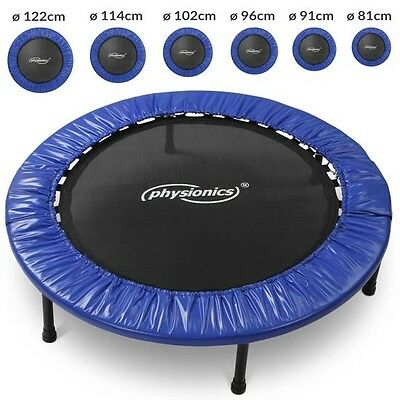 Trampoline Garden Sports Body Workout Bouncing Recreation Gymnastics Outdoor