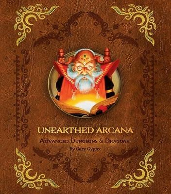 """Dungeons & Dragons: Unearthed Arcana 1st Edition Premium - """"TOP & NEU"""""""