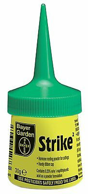 Bayer Garden STRIKE  Hormone Rooting Powder For Cuttings With Dibber 30g