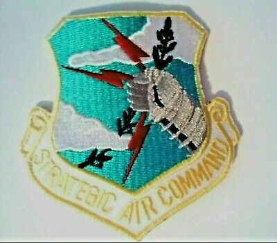 Strategic Air Command Patch 3""