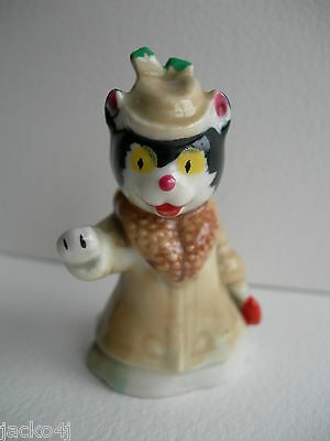 Nice Wade Miss Fluffy Cat From The Noddy Set Style One 1958-1961