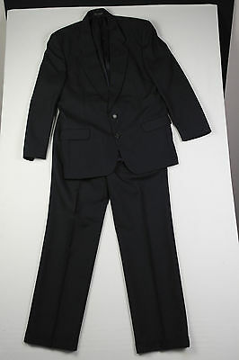MENS Vintage 80s 2-Piece WOOL/POLY PIERRE CARDIN AUSSIE MADE SIZE 54R PANTS 40
