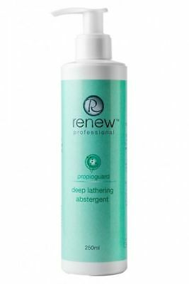 Renew Propioguard Deep Lathering Abstergent Oily  250 ml+samples