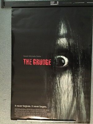 The Grudge Movie Poster - Original - 2 SIDED  - 27 X 40