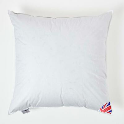 "Duck Feather Cushion Pads Inserts Fillers Inners 12"" 14"" 16"" 18"" 20"" 22"" 24"" 26"""