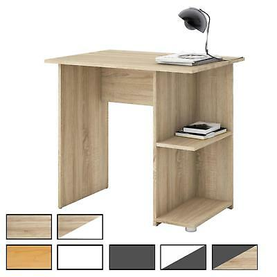 notebook tisch computer beistell pc pult m bel b ro in schwarz holz metall eur 39 95 picclick de. Black Bedroom Furniture Sets. Home Design Ideas