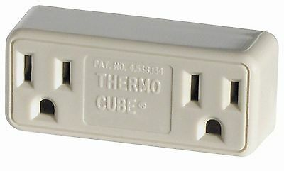 Farm Innovators TC-3 Cold Weather Thermo Cube Thermostatically Controlled Out...