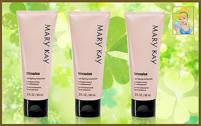 Lot of 3 Mary Kay Hidratante Anti-edad Piel  mixta a grasa & normal a seca