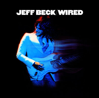 """Album Covers - Jeff Beck- Wired (1976) Album Poster 24"""" x 24"""""""