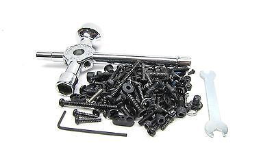 pcs 1//8 NEW RTR HPI Trophy Buggy  FLUX Stainless Steel Hex Head Screw Kit 250+