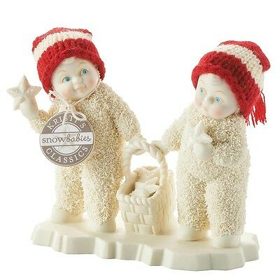 Snow Babies - Finding Fallen Stars - 4050069 - New - Boxed