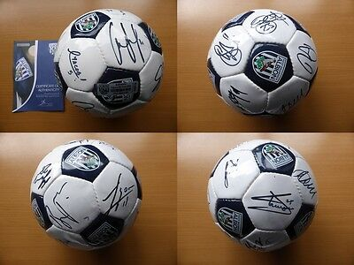 2013-14 West Brom Football Signed by 1st Team Squad with Official COA (6078)