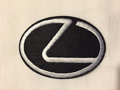 Lexus Automobile Car Hat Jacket Shirt Embroidered Iron On Patch