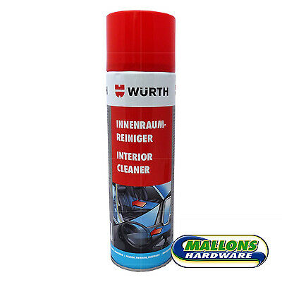 Wurth Active Glass Cleaner 500ml
